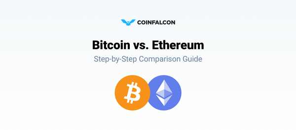 Step-by-Step Comparison Guide: Bitcoin vs. Ethereum