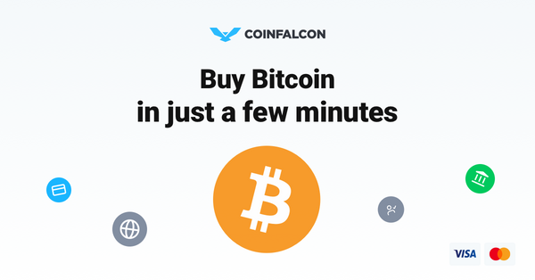 How to Buy Bitcoin - Coinfalcon