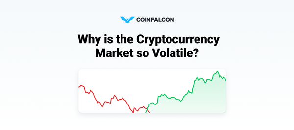 Why is the Cryptocurrency Market so Volatile?